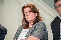 "06 JUN 2018, BERLIN/GERMANY:<br /> Sandra Weeser; MdB, FDP, 27. BBH-Energiekonferenz ""Die Energiewende"", Franzoesische Friedrichstadtkirche<br /> IMAGE: 20180606-01-286"