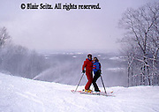 PA landscapes PA Ski Slopes, Downhill Skiers, Sking