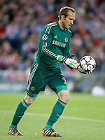 Chelsea's Mark Schwarzer during Champions League 2013/2014 match.April 22,2014.(ALTERPHOTOS/Acero)