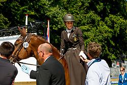 Minneci Barbara, BEL, Stuart<br /> EC Rotterdam 2019<br /> © Hippo Foto - Sharon Vandeput<br /> 23/08/19