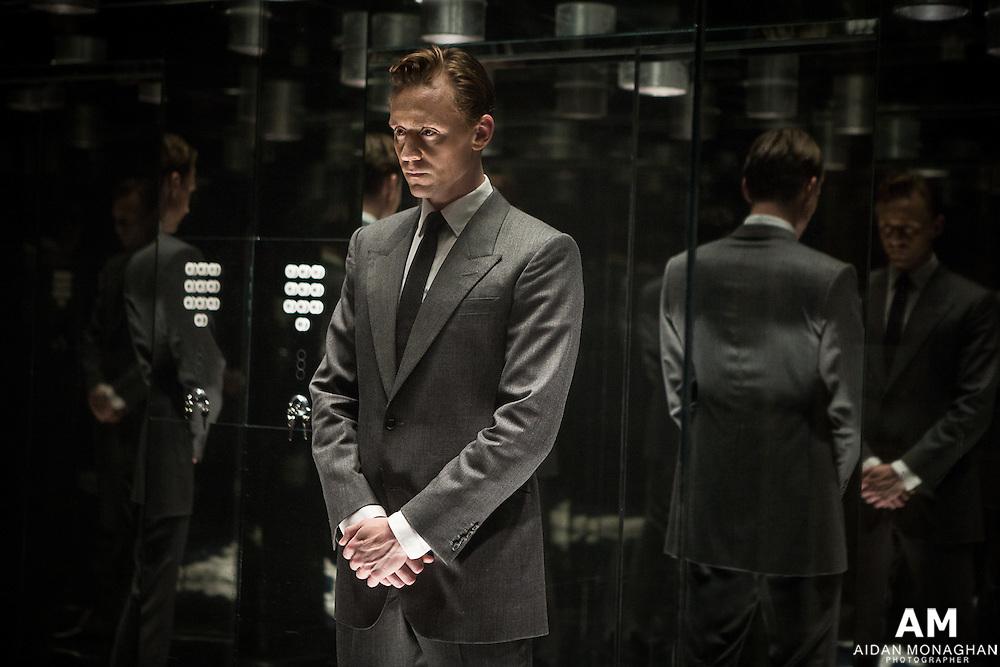 High Rise 2015, Tom Hiddleston as Dr.Robert Laing