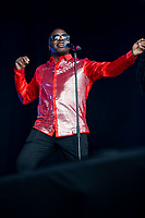 Boney M at Birmingham Pride Birmingham West Midlands  United Kingdom 2021 photo by Chris Waynne