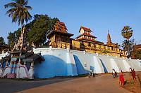 Myanmar (ex Birmanie), Province de Mon, Mawlamyine (Moulmein), paya Kyaikthanian // Myanmar (Burma), Mon state, Mawlamyine (Moulmein), Paya Kyaikthanian