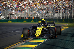 March 16, 2019 - Melbourne, Australia - Motorsports: FIA Formula One World Championship 2019, Grand Prix of Australia, ..#27 Nico Hulkenberg (GER, Renault F1 Team) (Credit Image: © Hoch Zwei via ZUMA Wire)