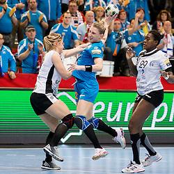 20170204: SLO, Handball - EHF Women's Champions League, RK Krim Mercator vs CSM Bukaresta