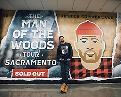 "Justin Timberlake releases a photo on Instagram with the following caption: ""Dude stole my fit. Thanks for coming out last night SACRAMENTO!"". Photo Credit: Instagram *** No USA Distribution *** For Editorial Use Only *** Not to be Published in Books or Photo Books ***  Please note: Fees charged by the agency are for the agency's services only, and do not, nor are they intended to, convey to the user any ownership of Copyright or License in the material. The agency does not claim any ownership including but not limited to Copyright or License in the attached material. By publishing this material you expressly agree to indemnify and to hold the agency and its directors, shareholders and employees harmless from any loss, claims, damages, demands, expenses (including legal fees), or any causes of action or allegation against the agency arising out of or connected in any way with publication of the material."