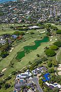 Waialae Golf Course, Honolulu, Oahu, Hawaii