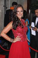 DJ Lora, Asian Achievers Awards 2014, Grosvenor House Hotel, London UK, 19 September 2014; Photo By Brett D. Cove