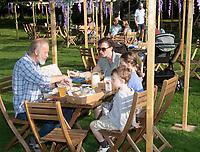 picnic at the castle,Warwick Castle photo byBrian Jordan