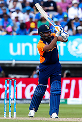 Rohit Sharma of India - Mandatory by-line: Robbie Stephenson/JMP - 30/06/2019 - CRICKET - Edgbaston - Birmingham, England - England v India - ICC Cricket World Cup 2019 - Group Stage