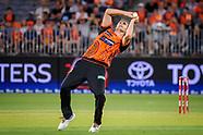 Perth Scorchers v Melbourne Stars