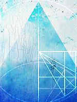 Blue Space Sacred Geometry