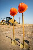 Sun Edison Ground Breaking Pueblo, CO
