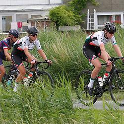KNOKKE HEIST (BEL) July 10 CYCLING: 2nd Stage Baloise Belgium tour: Sofie van Rooijen: Amber van der Hulst