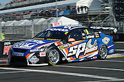 Shane Van Gisbergen in action during Qualifying for Race 5 of the ITM 400 Hamilton,Hamilton Street Circuit, Day Two, Hamilton City ,V8 supercars,, Photo: Dion Mellow / photosport.co.nz