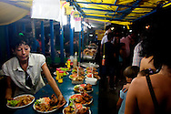 Carnival in Gibara, Holguin, Cuba.