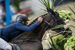 Guerdat Steve, SUI, Alamo<br /> LONGINES FEI World Cup™ Finals Gothenburg 2019<br /> © Hippo Foto - Dirk Caremans<br /> 07/04/2019