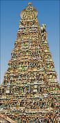 Meenakshi Temple - Madurai