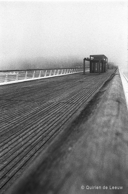 Bovendek van de Pier in Scheveningen