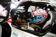Yuji Kunimoto<br /> TOYOTA GAZOO  Racing. <br /> Le Mans 24 Hours Race, 12th to 18th June 2017<br /> Circuit de la Sarthe, Le Mans, France.