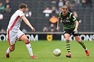 Milton Keynes Dons v Doncaster Rovers 140418