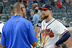 Nationals v Braves - 31 May 2018