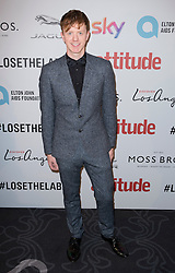 James Barr attends the 2016 Attitude Awards in association with Virgin Holidays, at 8 Northumberland Avenue, London. Monday October 10, 2016. Photo credit should read: Isabel Infantes / EMPICS Entertainment.