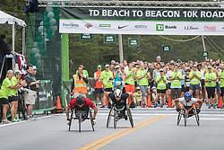 wheelchair race start