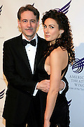 """Boyd Gaines and Laura Benanti at The American Theater Wing's Annual Spring Gala Honoring Jerry Herman and Visa INC...The American Theatre Wing is best known as the creator of the Antoinette Perry """"Tony"""" Awards, which it presents annually with the Brodway League. The Wing's other activities, dedicated to recognizing excellence and supporting eductaion in theatre."""
