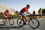 Vincenzo Nibali (ITA - Bahrain - Merida) during the UCI World Tour, Tour of Spain (Vuelta) 2018, Stage 4, Velez Malaga - Alfacar Sierra de la Alfaguara 161,4 km in Spain, on August 28th, 2018 - Photo Luca Bettini / BettiniPhoto / ProSportsImages / DPPI