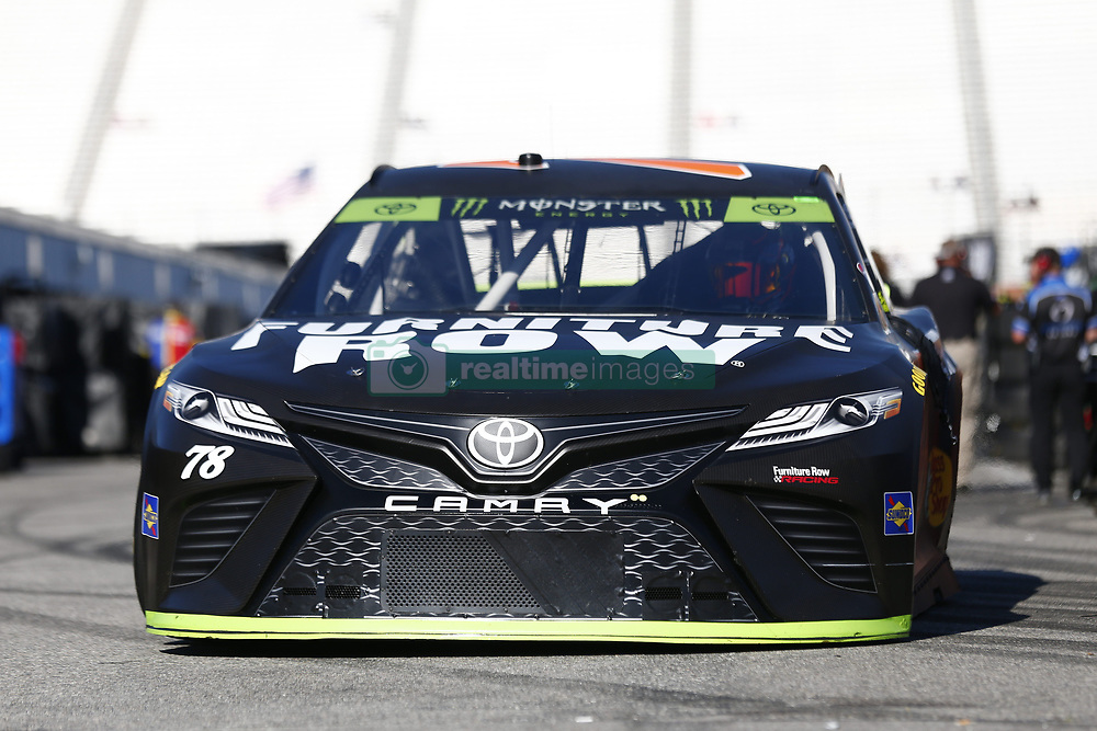 September 23, 2017 - Loudon, New Hampshire, United States of America - September 23, 2017 - Loudon, New Hampshire, USA: Martin Truex Jr (78) takes to the track to practice for the ISM Connect 300 at New Hampshire Motor Speedway in Loudon, New Hampshire. (Credit Image: © Justin R. Noe Asp Inc/ASP via ZUMA Wire)