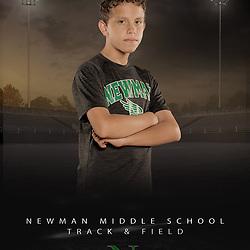 Newman Track Portraits 2021