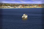STS Leeuwin II, Fremantle, Western Australia