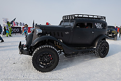 There were incredible cars ready to race at the Baikal Mile Ice Speed Festival. Maksimiha, Siberia, Russia. Thursday, February 27, 2020. Photography ©2020 Michael Lichter.