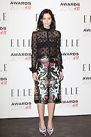Leigh Lezark, ELLE Style Awards 2016, Millbank London UK, 23 February 2016, Photo by Richard Goldschmidt