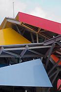 Registro de avance de Obra del Biomuseo.©Victoria Murillo/Istmophoto.com