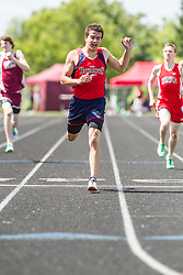 Maine State Track & Field Meet, Class B: boys 400 meters, Gray-New Gloucester