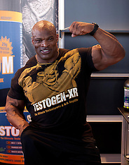 OCT 13 2012 Arnold Classic Europe