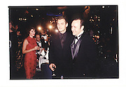 Sadie Frost, Jude Law and Kevin Spacey, 1999 approx, © Copyright Photograph by Dafydd Jones 66 Stockwell Park Rd. London SW9 0DA Tel 020 7733 0108 www.dafjones.com