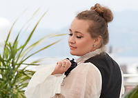 Actress Kristina Schneider at Once in Trubchevsk film photo call at the 72nd Cannes Film Festival, Thursday 23rd May 2019, Cannes, France. Photo credit: Doreen Kennedy