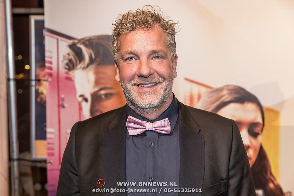 NLD/Hilversum/20171019 - Film premiere  Pestkop, Richard Spijkers