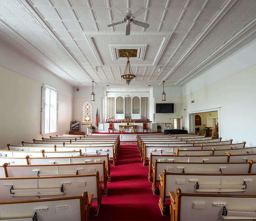 Congregational Church of Boothbay Harbor, Boothbay Harbor, Maine