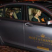 NLD/Amsterdam/20121105 - Premiere Cloud Atlas en start Amsterdam Film Week, vetrek Susan Sarandon met bril