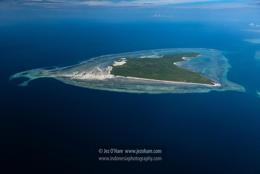 Hoga island, Kaledupa, Wakatobi National Park, Tukang Besi islands, South East Sulawesi, Indonesia