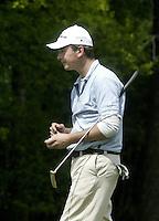 ARNHEM - Robin Swane.    Voorjaarswedstrijden Golf heren op de Rosendaelsche Golfclub COPYRIGHT KOEN SUYK