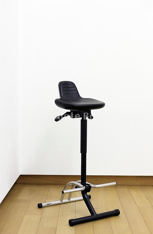 museum art gallery guard chair Amsterdam Stedelijk museum