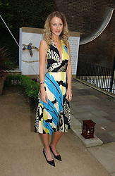KATE MELHUISH at the annual Michele Watches Summer Party held in the gardens of Home House, 20 Portman Square, London W1 on 15th June 2006.<br /><br />NON EXCLUSIVE - WORLD RIGHTS