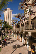 Outrigger Beachwalk, Waikiki, Honolulu, Oahu, Hawaii
