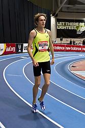 New Balance Indoor Grand Prix track meet: Wieczorek