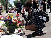 George Floyd: Protest & Grief